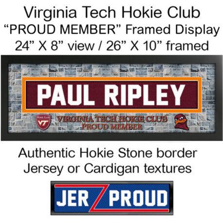 HC-front square cardigan
