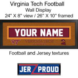 JerZ Proud Virginia Tech Football
