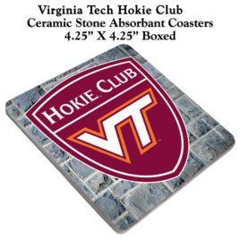 Coaster Set of 4 – Hokie Club
