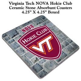 Coaster Set of 4 – NOVA Hokie Club