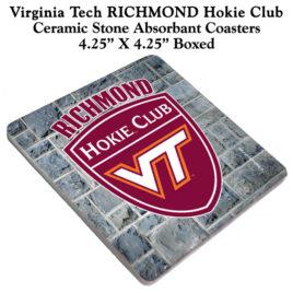 Coaster Set of 4 – Richmond Hokie Club