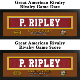 JerZ Proud – Great American Rivalry Series 2018