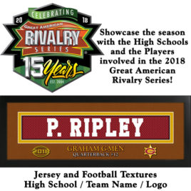 JerZ Proud – Great American Rivalry High School Edition