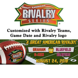 Great American Rivalry 15 Year Poster